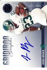 javon ringer rc rookie draft auto autograph spartans michigan state college #/10