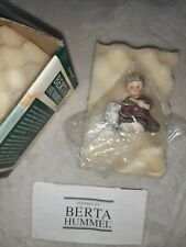 Goebel Hummel Sitting Shepherd Mini Nativity Figurine BH 26/I/X with box