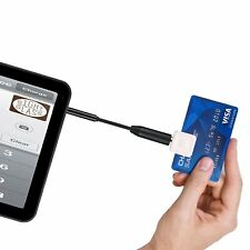 3.5 mm credit card readers Square Readers and PayPal Here male to female adapter