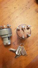 Genuine New Yanmar/KUBOTA ignition starter switch with pre heat facility.