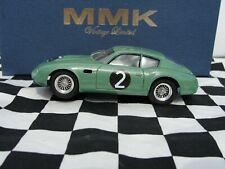 MMK RESIN ASTON MARTIN GREEN  #2  1:32 SLOT BRAND NEW IN BOX