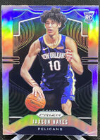 Jaxson Hayes 2019-20 Panini Prizm Rookie Silver RC SP New Orleans Pelicans #254
