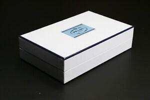 """SCATOLA CONFEZIONE LUSSO - SHOES BOX """"PRADA"""" 2021 ORIGINALE (25x15x6) NUOVO"""