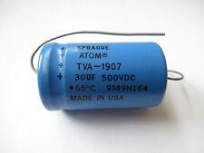 Sprague 30D Tantalum Axial Capacitor 30uF 15V Made In USA