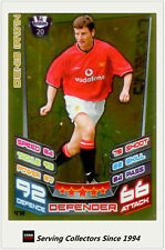 2012-13 Match Attax Legend Foil Card #478 Denis Irwin (Man Utd)