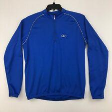 Louis Garneau LG Cycling Jacket Size XL Blue
