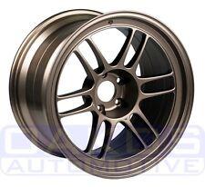 Enkei RPF1 Wheel 18x9.5 5x100 +38mm BRONZE Single Rim for WRX, BRZ, FR-S