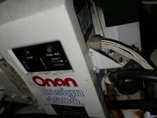 Onan 45 Mcea 45 Kw Marine Gas Generator 60 Hz