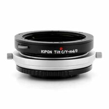 Kipon Contax / Yashica Lens Mount to Micro 4/3 Camera Body Tilt Adapter US Selle