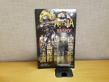 Warrior Nun Areala Shotgun Mary Black Leather Jacket Edition Figure, New!