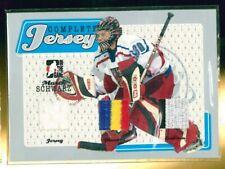 2006-07 ITG Heroes and Prospects Complete Jerseys #CJ04 Marek Schwarz /10