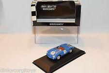 . MINICHAMPS PORSCHE 550 A 550A LE MANS 1956 STOREZ POLENSKY MINT BOXED