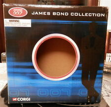 JAMES BOND CORGI  FILM CANISTER 4 CAR SET ASTON MARTIN x2 LOTUS BMW JAGUAR