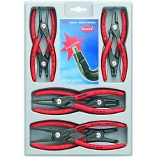 Knipex 8 Piece Snap Ring Circlip Pliers Set 21645