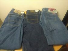 Lot 3 pair LUCKY BRAND Jeans- 2 low Rise Easy Fit Flare Size 8/29 1 boot cut