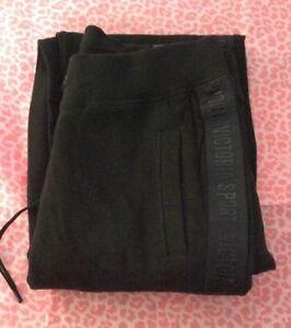 VICTORIA'S SECRET SPORT Joggers/ Sweatpants/ Track Pant - Size S - 100% Genuine
