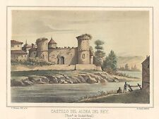 España. Ciudad Real. «Castillo de Aldea del Rey»