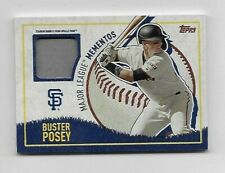 BUSTER POSEY 2020 Topps Opening Day Major League Mementos Banner Relic MLM-BP