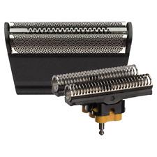 Braun Pièce de Rechange 30B Noire pour Rasoir Compatible avec Rasoirs Series 3