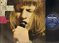 CUBY & and The Blizzards LIVE Dusseldorf 1968 HERMAN BROOD Alexis Korner GELLING