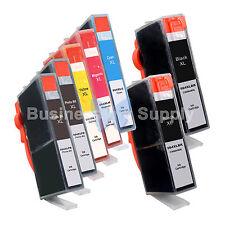 7* PACK 564 564XL New Ink Cartridge for HP PhotoSmart 7525 B210 C310 C410 C6340