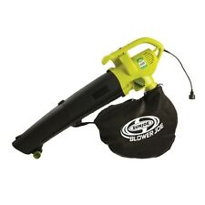 Snow Joe Sun Joe Blower Joe 3-in-1 Electric Blower, Vacuum & Leaf Shredder - NEW