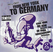 One two three-from New york to Germany volume 2-various artists/CD-NEUF