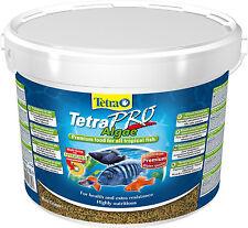 Algenfutter Cichliden TetraPro Algae 10 l Tetra Pro - 24 Stunden Ver.