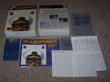 Amiga: Harpoon-three-Sixty pacific inc. 1991