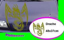 Tribal Drache nr4 Motorhaube style tuning  Aufkleber Sticker leider JDM OEM