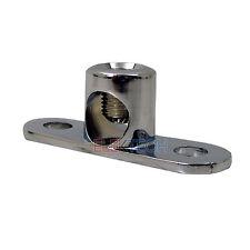 Stinger SPT5212 Ground Wire Terminal Accepts 1/0ga Gauge Input Shoc-Krome Plated