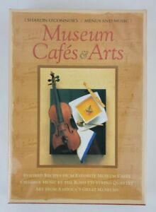 Museum Cafes and Arts Inspired Recipes from Favorite Museum Cafes Chamber