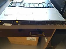 1U Server Intel Xeon E5620 4-core 32GB RAM 6TB HDD 100GB SSD