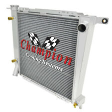 3 Row Performance Champion Radiator for 1985 - 1994 Ford Ranger V6 Engine