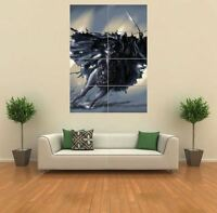 Ringwraith Nasgul Lord Of The Rings Giant Wall Art Poster Print
