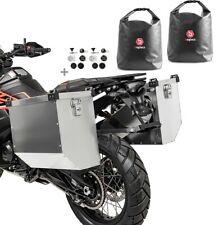 Alukoffer für Honda Africa Twin 1100 / CRF 1000 L AT 2x36L + Innentaschen + Kit