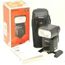 Sony HVL-F58AM External Hot-Shoe Flashgun for Sony/Minolta DSLR & SLT Cameras
