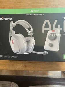 Astro A40 Gaming MixAmp Pro Great Used Condition (Xbox One & Windows 10)