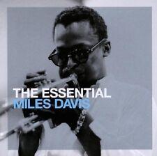 Miles Davis The Essential 2-CD NEW SEALED 2010 Jazz