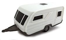 Mobil Home - Caravane Usages Multiples 1990, Cararama Auto Modèle 1:43