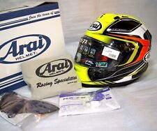 Arai full face helmet RX-7X CORSAIR-X BRACKET RX-7V MAZE yellow  Casque casco He