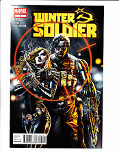 Winter Soldier No 2-19 Set 2012-12 Great Near Complete Set!