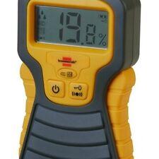 Damp Meter Digital Moisture Detector Water Leak Caravan Wood Wall Plaster Tester