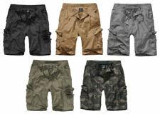 Shorts Cargo coton Brandit pour homme