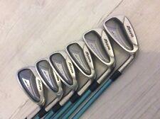 Mizuno Mx17 irons Ladies Golf Clubs.