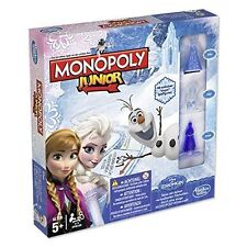 Hasbro Monopoly Junior die Eiskönigin B2247100