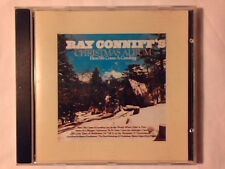 """RAY CONNIFF 'S Christmas album """"here we come a-caroling"""" cd HOLLAND"""