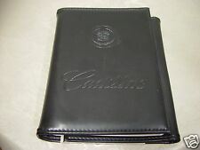 1994 Cadillac Owner Manual with case