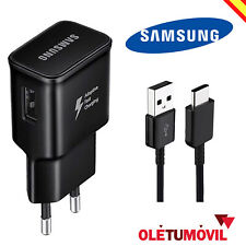 Samsung charger fast charge + usb cable c oletumovil