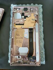 Samsung galaxy Note 20 Ultra SM-N986 lcd screen cracked
